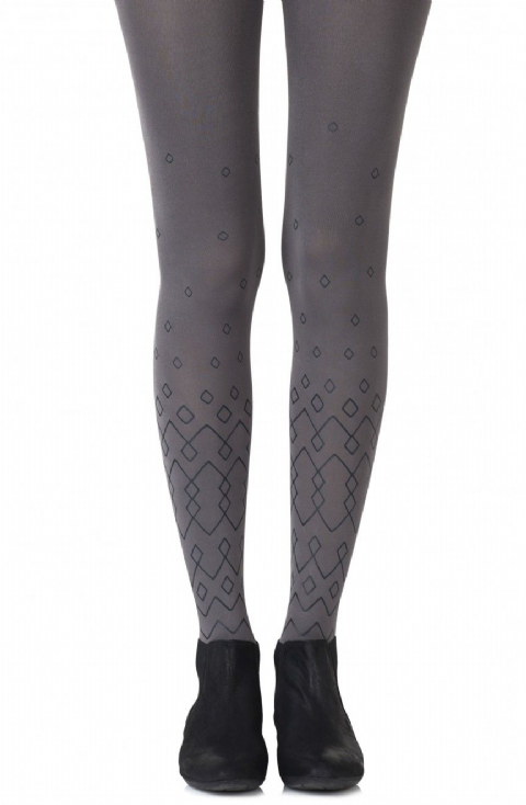 "Zohara - ""Diamonds are Forever"" Tights"